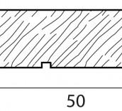 Zoccolini massello R3 50x13